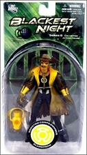 Blackest Night S8 Sinestro Corps Member Scarecrow Action Figure MINT DC Direct