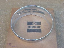 1975 1976 1977 Dodge Chrysler NOS MoPar Right HEAD LAMP BEZEL Charger SE Cordoba