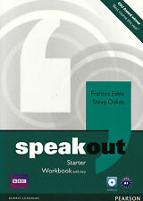 SPEAKOUT Starter Workbook with Key & Audio CD | Frances Eales, Steve Oakes @NEW@