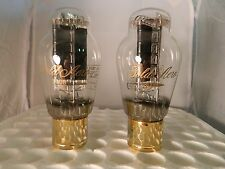 300B Gold Aero Match Pair Gold Pin/ base NOS 2007 WE Design 5 Available BIN $160