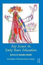 Key Issues in Early Years Education: A Guide for Students and Practitioners, , G