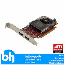 ATI RADEON HD 3470 PCI-E x16 256mb GDDR 2 a piena altezza DUAL DISPLAYPORT GFX CARD