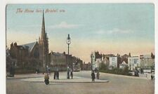 Bristol, The Horse Fair Postcard, B142