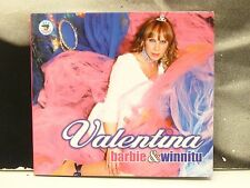 VALENTINA - BARBIE & WINNITU CD EXCELLENT - DIGIPACK