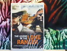 DVD neuf sous blister Western THE LEGEND OF THE LONE RANGER Edition spéciale