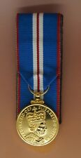Full Size Court Mounted The Queen's Golden Jubilee 2002 Medal