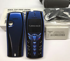 ORIGINAL NOKIA 7250 HANDY MOBILE PHONE NHL-4J TRI-BAND GPRS KAMERA SWAP NEU NEW
