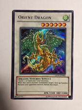 Orient Dragon - Secret Rare - NM - Unl. Edition - GENF-EN085