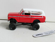 JOHNNY LIGHTNING 1979 INTERNATIONAL SCOUT II 4X4 LOOSE HOOD OPENS * NEW *