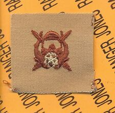 US Army Special Operations Diver Instructor badge Desert DCU cloth patch