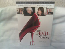 The Devil Wears Prada WS DVD 2006 - LOW PRICE! WITH DVD SLEEVE! FACTORY SEALED!