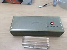 vintage rare antique NOS Balance rollerball pen W/ box gold clip and trim