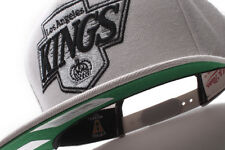 Los Angeles Kings Mitchell & Ness (NZ980 TSC 7KINGS) Solid Snapback Hat