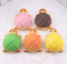 Straps Chain Soft Squishy HOT NEW Key Cell Phone Buns Tortoise Bread Charms