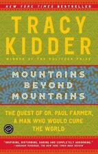 Mountains Beyond Mountains by Tracy Kidder (2004, Paperback) LIKE NEW