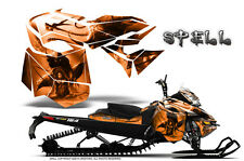 SKI-DOO REV XM SUMMIT SNOWMOBILE SLED GRAPHICS KIT WRAP CREATORX SPELL O