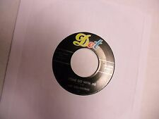 Del Vikings How Can I Find True/Come Go With Me 45 RPM Dot Records VG+