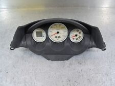 PEUGEOT ELYSTAR 125 2006 Clock Instrument Panel 6298