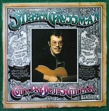 Country Blues Guitar by Stefan Grossman (New CD, Oct-2012