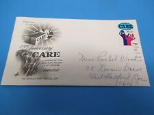 First Day Cover, CARE, Cooperative for American Relief Everywhere, 1971, FDC