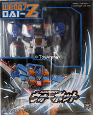 Fansproject Warbot Dai-Z WB-007 Figure USA SELLER IN STOCK NOW!