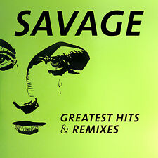 CD Savage Greatest Hits & Remixes  2CDs