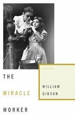 NEW The Miracle Worker by William Gibson Paperback Helen Keller Story Play