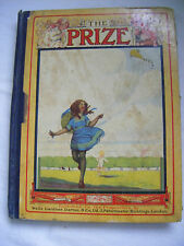 The Prize 1924 Children's Annual- 12 chromolithographs colour plates