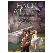 Adventures in Extreme Reading: Hack Attack : A Trip to Wonderland by Jan...