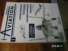 1?µ µ? Revue Toute l'Aviation n°1 Panoramique 4 pages MIG 29 Canadair CL-215
