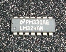 5 x LM324N Operationsverstärker operational amplifier OPV  DIP-14 5pcs