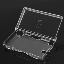 New Clear Crystal Skin Protective Hard Case Cover for Nintendo DS Lite DSL NDSL