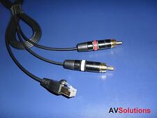 BeoSound Moment to TV/Non-Bang & Olufsen B&O Stereo Amplifier Cable(2 Mtrs.SHQ)