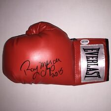 Ray Mercer Autographed Everlast Boxing Glove with Fight Plaza COA
