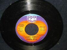 "Chubby Wise ""Chubby's Hornpipe/Maiden's Prayer"" 45"