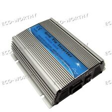 500W 12V-220V Micro Grid Tie Inverter For Solar System,MPPT Function Inverter
