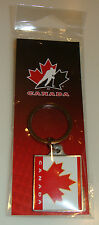 Team Canada Sochi Winter Olympics Keychain Key Chain Ring Chain Flag Logo New