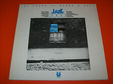 Various ‎- Jazz 2000 Vol. 2 - The Sound Of Blues And Jazz - FOC - LP [VG]