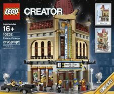 LEGO CREATOR SET 10232 PALACE CINEMA BRAND NEW SEALED BOX MODULAR