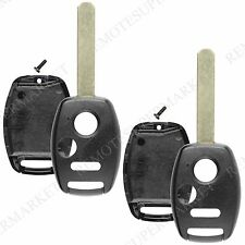 2 Replacement for 2007-2013 Honda CR-V Remote Car Key Fob Shell Case