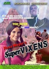 ~Russ Meyer's SUPERVIXENS (DVD, 1975) Region 1  NEW!  Uschi Digard!~