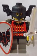 LEGO: MINIFIG: CASTLE: Fright Knights - Bat Lord with Cape