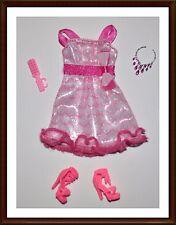 Beautiful Barbie Clothes Set - Mattel - Fashionista, Fashion Avenue, Lot 1048