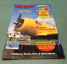 Vintage DU-BRO product catalog from the early 90s New!