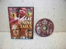 Cat O' Nine Tails DVD Out of Print RARE