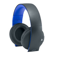 Oficial Sony PlayStation PS4 PS3 PS Vita Wireless Stereo Headset 2.0 nuevo Reino Unido