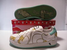 REEBOK ICE CREAM LOW SNEAKERS WOMEN SHOES WHITE 10-117087 SIZE 9 NEW