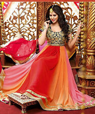 Multi Color Designer Heavy Anarkali Suit