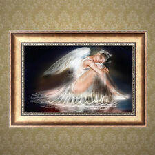 Angel Beauty 5D DIY Diamond Painting Embroidery Cross Stitch Craft Home Decor