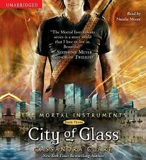 The Mortal Instruments: City of Glass No. 3 by Cassandra Clare (2009, CD,...